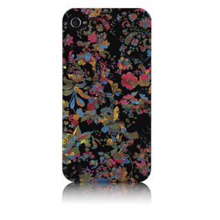 Deanne Cheuk iPhone 4 Barely There Case Floral Scroll 2