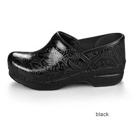Dansko Professional Black Tooled Size 40
