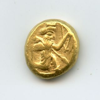 Empire Lydia Asia Minor Gold Daric Artaxerxes I Darius III Coin