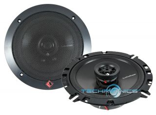 way 160w max prime series full range car audio speakers