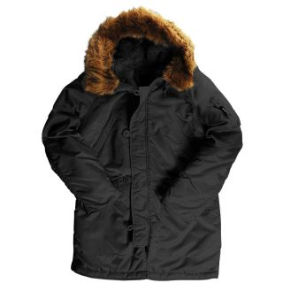 Alpha Industries Darla Snorkel Parka Fitted for A Lady Coat XS s M L