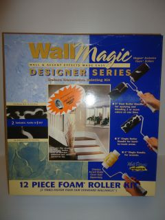 Wall Magic Decorative Painting Kit