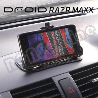 Dashboard Non Slip 360 Degrees Stand Holder Car Mount Motorola Droid