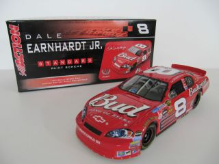 NASCAR DIECAST CAR DALE EARNHARDT JR 2006 MONTE CARLO 1 24 SCALE MINT