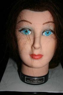 Debra Mankin D804 by Burmax Style head cosmetology Mannequin human
