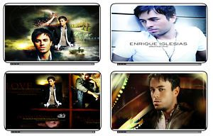 Enrique Iglesias Laptop Netbook Skin Decal Stickers New