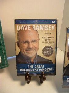 Dave Ramsey DVD Envelope FPU The Great Misunderstanding