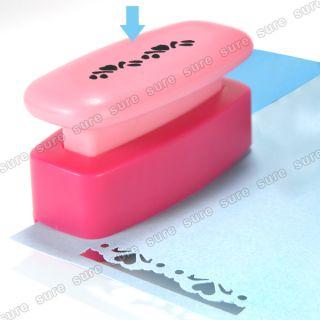 caracteristicas para decorar cortando y bordeado la figura