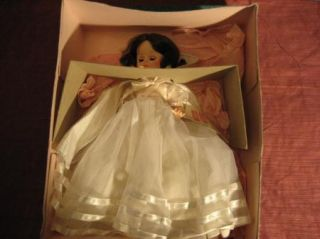1965 Madame Alexander Snow White 13 Tall with Box Mint Condition