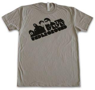 Velvet Underground Lou Reed Punk Rock Live T Shirt XXL