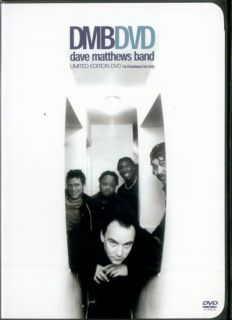 Dave Matthews Band   DMBD Ltd. Edition DVD(Collectible)