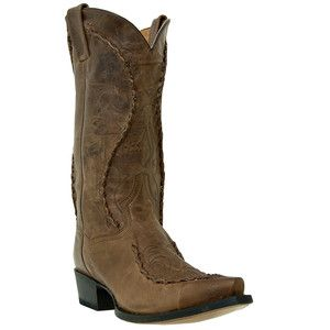 Dan Post Genuine Leather Mens Western Cowboy Boots Bay DP26645 Size 7
