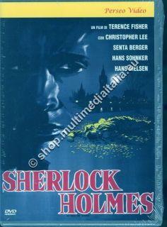 Sherlock Holmes La Valle Del Terrore 1962 DVD Nuovo
