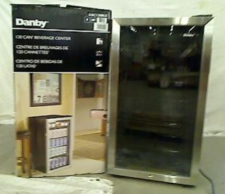 Additional Information about Danby DBC120BLS 3.3 cu. ft. Refrigerator