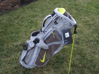 Nike Vapor x Carry Golf Stand Bag Ultra Lightweight Grey