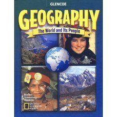 Glencoe Geography The World Lesson Planner CD ROM