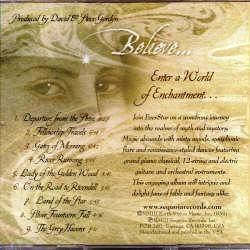 Everstar Enchanted Journey Renaissance Medieval Folk CD