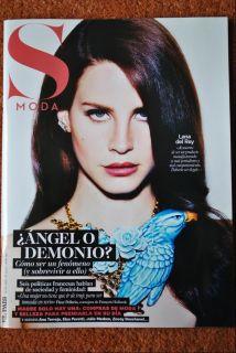 Lana Del Rey Magazine Spain s Moda April 2012 Super RARE