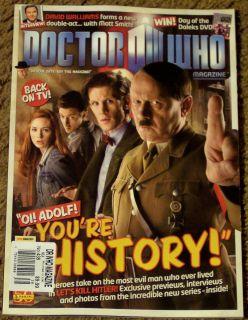 Youre History OL Adolf David Williams Matt Smith Kill Hitler