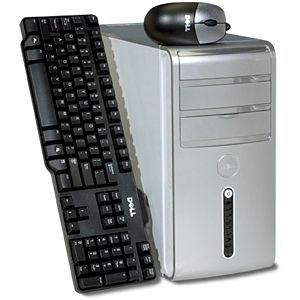 Dell Inspiron 531 Desktop Computer PC with Fast AMD 3 1 GHz CPU 500GB