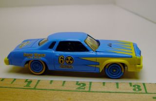 JL 76 Oldsmobile Cutlass Demolition Derby Car w Rubber Tires Limited