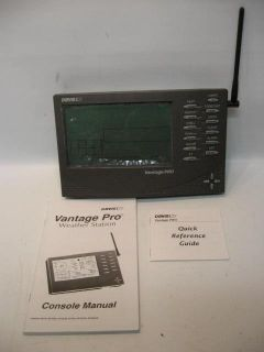 Davis Vantage Pro 6310 Wireless Weather Station