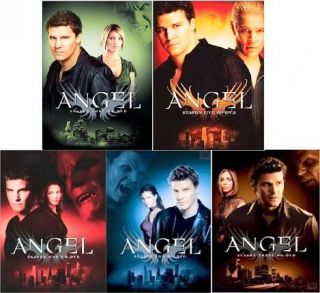 This is Angel Complete Series Seasons 1 2 3 4 5 DVD sets. DVD sets