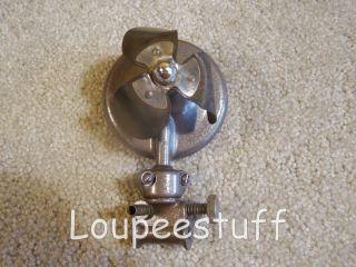 Vintage Trico Vacuum Dash Column Fan Hot Rat Rod F129