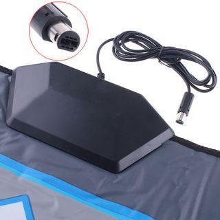 DDR Non Slip Dance Revolution Mat Pad for Nintendo Wii