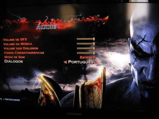 God of War 3 III Novo E Totalmente Em Portugues PS3 711719811121