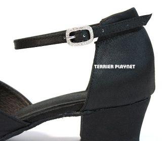 Zapatos Baile TPS Hebilla Plateada Brillantes R3
