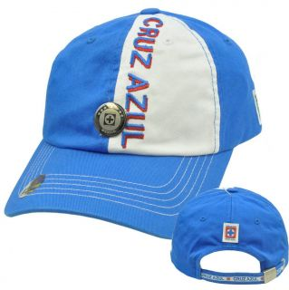 Deportivo Cruz Azul Futbol La Maquina Soccer Mexico FMF Hat Cap
