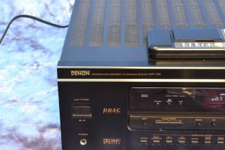 Denon AVR 1700 Digital Surround Sound Receiver 24309