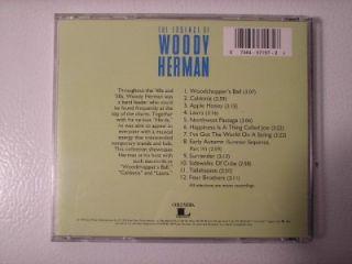 Woody Herman  The Essence of Woody Herman  Mid 40S