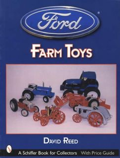 Ford Farm Toy Book Tractor Loader Fordson NEW