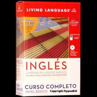 Aprenda Ingles Facil Y Rapido Libros Y CDs Sin Barreras Inglés