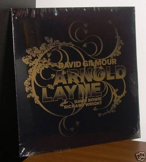 David Gilmour Arnold Layne 10 New Vinyl EP Pink Floyd