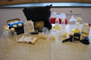 Medela Pump in Style Advanced Medela Harmony Manual Breast Pump Lots