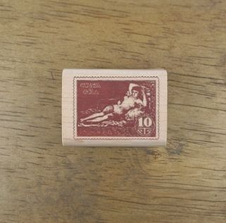 Decorative Stamps Rubber Stamp Goya Stamp