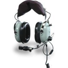 Brand New David Clark H10 76 Aviation Helicopter Pilot Headset U 174 U