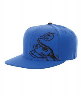 Black or Blue Scare Hat Cap Deegan Flex Fit mm FMX SX MX