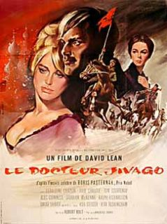 Doctor Zhivago 1965 Original French Grande David Lean