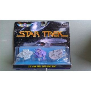 micro machines star trek deep space 9 set 12