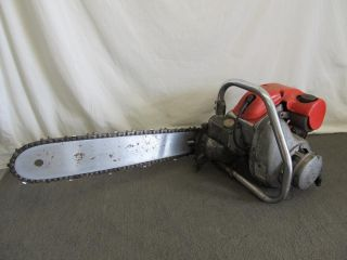 Fairbanks Morse & Lombard 44 Chainsaw H47 2 Man David Bradley 1/2 Bar