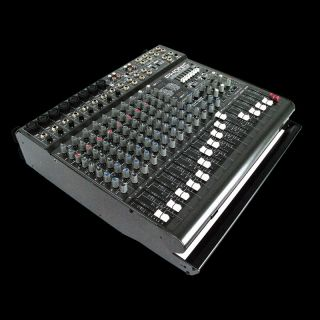New Phonic POWERPODK12PLUS Stereo GEQ DFX Powered Mixer