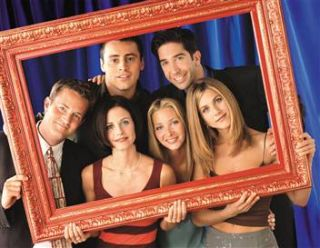 FRIENDS   Complete 1 10 year Series Collection on 40 DVD set