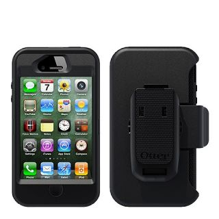 New Otterbox Defender Series Case for The iPhone 4 4S 4 s with Holster