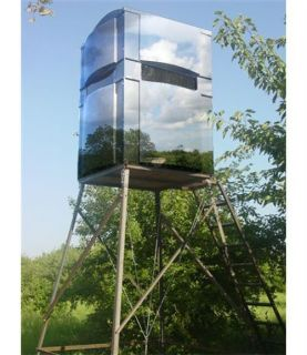Deer Hunters Hunting Equipment WHOLE ENCHILADA Blinds Feeders Towers