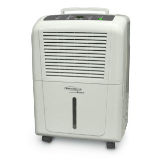 Soleus Air 70 Pint Energy Star Dehumidifier SG DEH 70 1 (White)