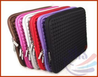 Stylish Diamond Carrying Sleeve Bag Case for Notebook Tablet Laptop PC